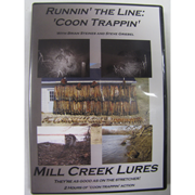 Runnin the Line: Coon Trappin - DVD