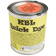KBL Quick Dye Black - 1 Gallon