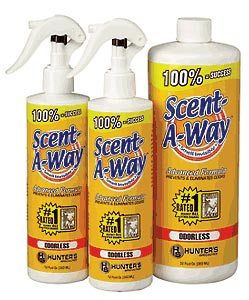 Scent Away Spray Bonus Pack