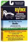 Animal Bait Trapping Kit - Skunks
