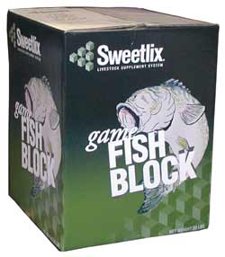 Sweetlix Game Fish Block 30 #