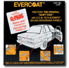 "EVERCOAT 116 - (6)12"" X 12""Q-PAD"