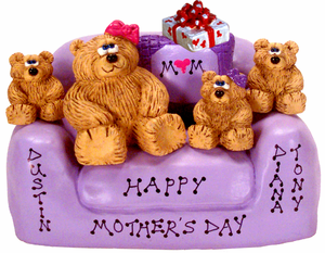 Mother's Day Gift for Family of 4