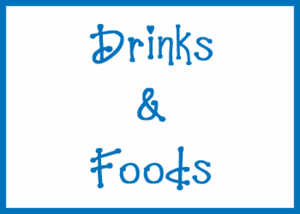 Drinks & Foods