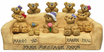 Medium Bear Bunch for 7 to 12 People