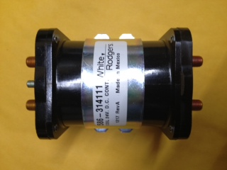 Taylor-Dunn Solenoid 200 Amp Solenoid - 72-501-43