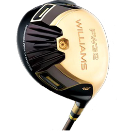 Williams Sports Mens Gold Series FW32 Drivers