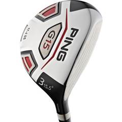 Ping Mens G15 Draw  Fairway Woods