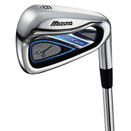 Mizuno Mens JPX 800 Iron Set (Discontinued)
