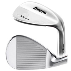 Mizuno MP T Series Chrome Forged Wedges