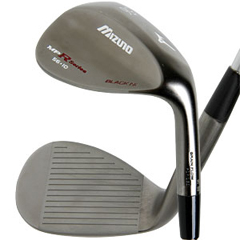 Mizuno MP-R Forged Black Nickel Wedges