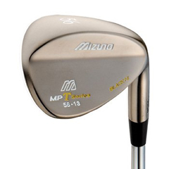 Mizuno  MP T Series Black Nickel  Forged Wedges