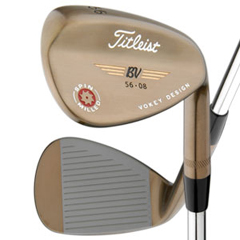 Titleist  Vokey Spin Milled Oil Can Wedges