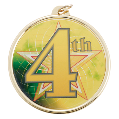 2-1/4 Inch Medal Frame with 2 Inch