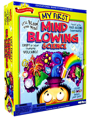 Mind Blowing Science Kit