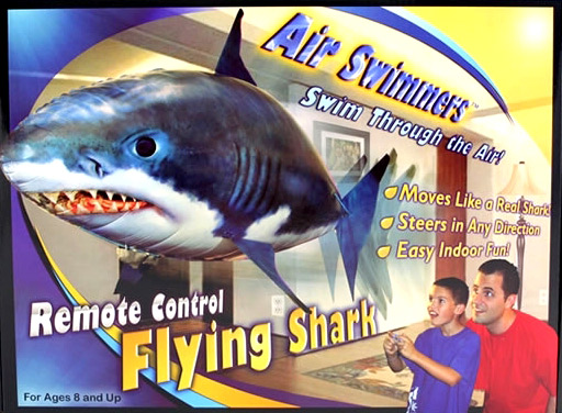 Air Swimmers Shark RC