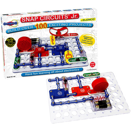 Snap Circuits Jr 100 Experiments