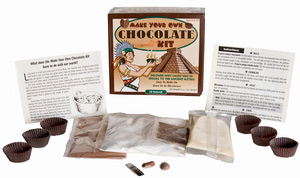 Make Your Own Chocolate Kit At Incredible Science
