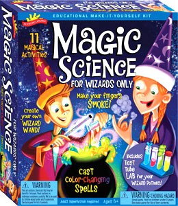 Magic Science Wizards Kit