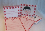 Year 2 -Fun at the North Pole  Stationery Kit