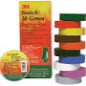 "Scotch® 35, Color Coded, Vinyl Electrical Tape 3/4"" x 66'"