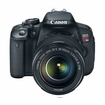 Canon EOS 650D / Rebel T4i / Kiss X6i DSLR Camera