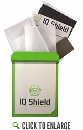 IQ Shield Replacement Film (Complete Kit)
