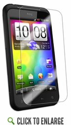 HTC Droid Incredible S LIQuid Shield Screen Protector