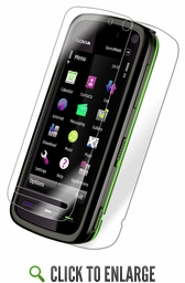 Nokia XpressMusic 5800 LIQuid Shield Full Body Protector Skin