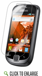 Samsung Galaxy Fit LIQuid Shield Screen Protector