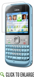 Nokia E72 LIQuid Shield Screen Protector