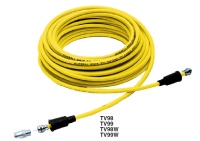 Hubbell TV-98 25' TV Cord