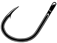 Owner 5107 Gorilla Light Live Bait Hooks