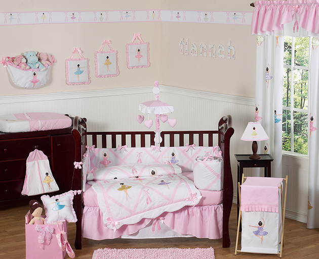 Cot Bed Duvet And Curtain Set