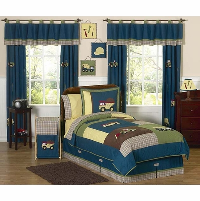 Construction Twin Bedding Collection