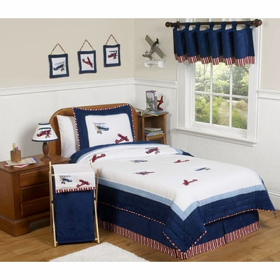 Aviator Twin Bedding Collection