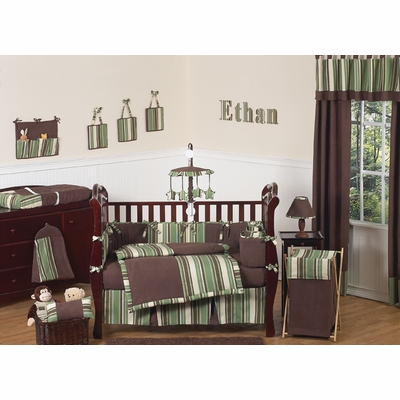 Ethan Crib Bedding Collection