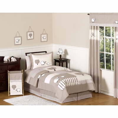 Lamb Twin Bedding Collection