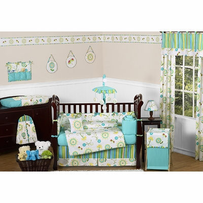 Layla Crib Bedding Collection
