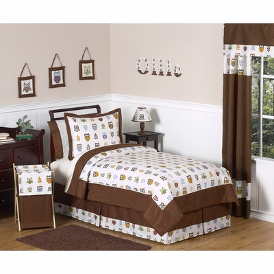 Owl Twin Bedding Collection