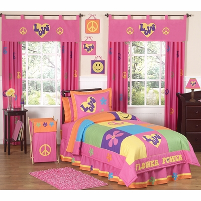 Groovy Twin Bedding Collection
