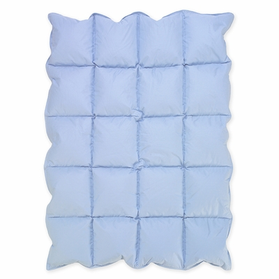 Blue Baby Down Alternative Comforter / Blanket