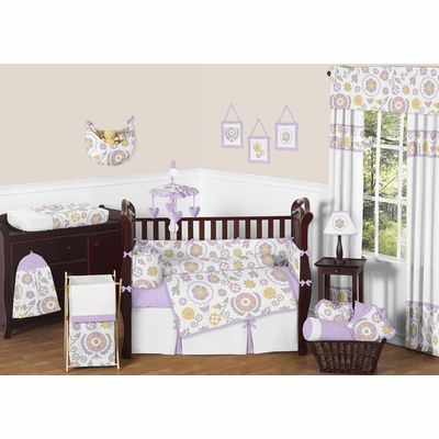 Suzanna Crib Bedding Collection