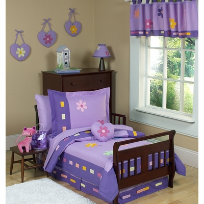 Daisies Toddler Bedding Collection