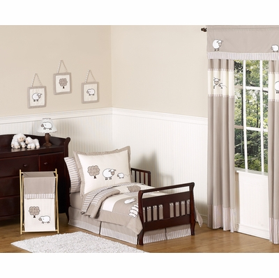 Lamb Toddler Bedding Collection