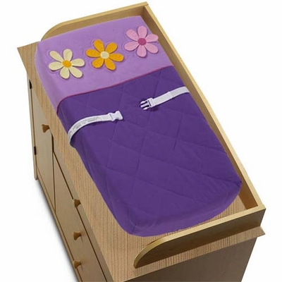 Daisies Changing Pad Cover