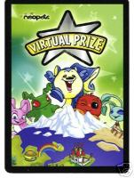 Neopets VIRTUAL PRIZE CODE - DELIVERED BY FAST EMAIL DELIVERY
