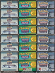 TWENTY-FOUR PACK CASE - 24 Pokemon Online Booster Codes (8 Plasma Freeze, 8 Plasma Storm & 8 Booster Pack Credits) ALL FOR ONE SPECIAL PRICE