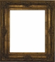 30X40 Picture Frames - Gold Frame - Frame Style #384 - 30X40