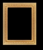 Art - Picture Frames - Oil Paintings & Watercolors - Frame Style #641 - 20x24 - Light Gold - Ornate Frames